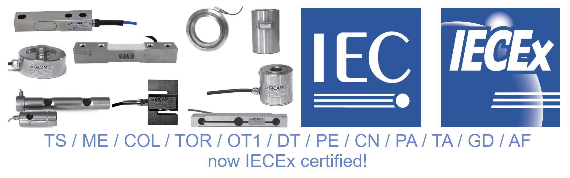 New IECEx certification for Gicam