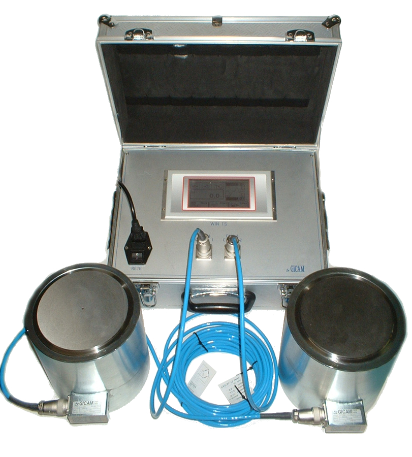Wireless weighing system CRL Press Load