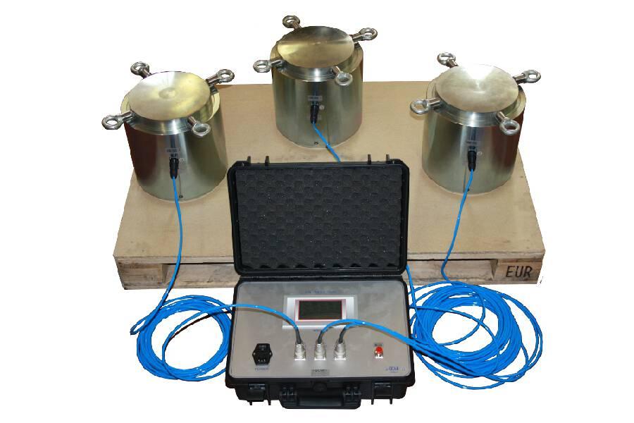 Weighing system CRL AP