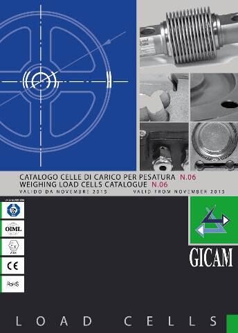 New load cells catalog