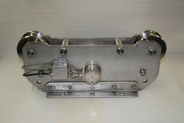 New TR.DI.CO Lauflinie Tensiometer mit Überlastbegrenzung