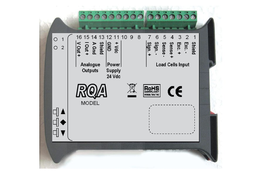 Connections  Transmitter RQA