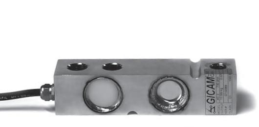 Scherkraft-Wägezelle TS2