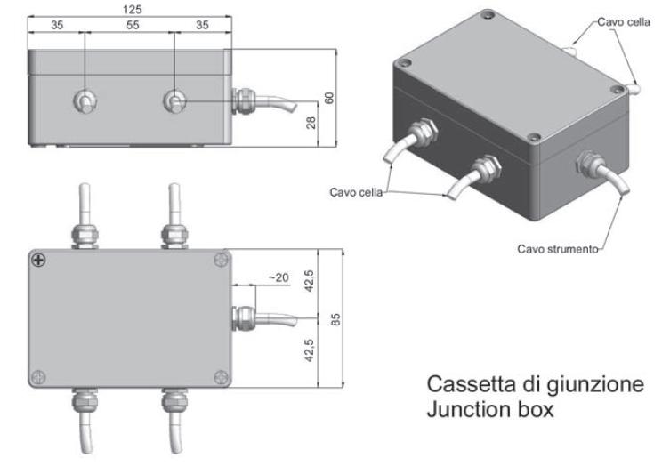 Zubehör Junction Box Schema