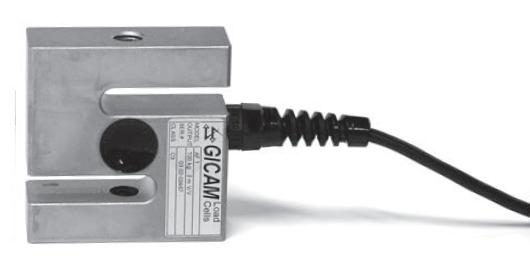 Zugkraft-Wägezelle AF1