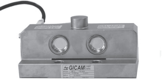 Double shear load cell DT3