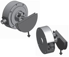 Pulley load cells PS79-104
