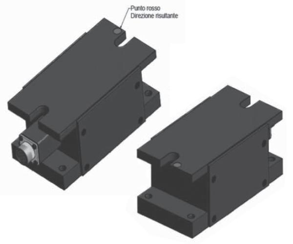 Rollen-Wägezelle R180T
