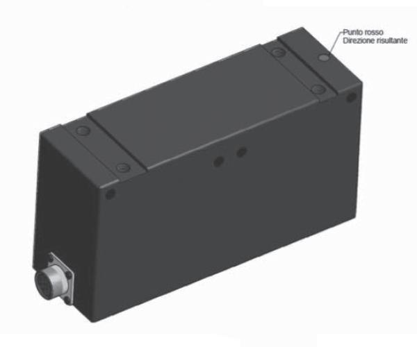 Rollen-Wägezelle R230T