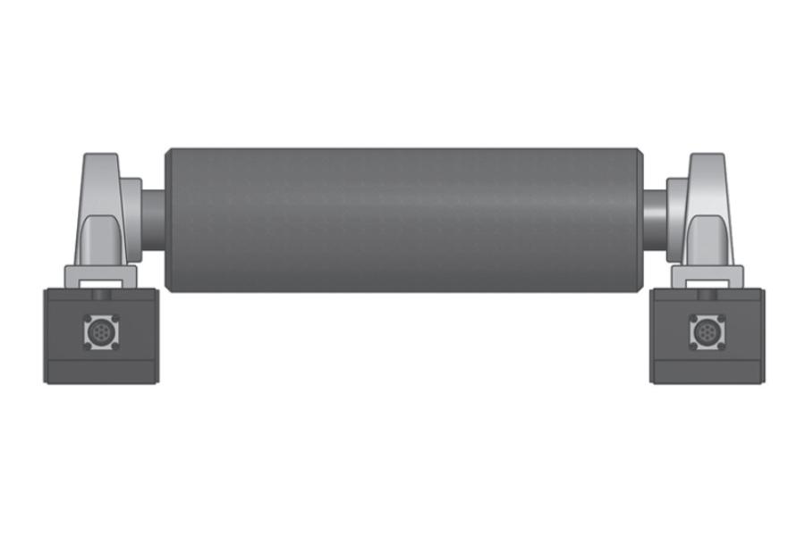 Rollen-Wägezelle R230T Montaggio