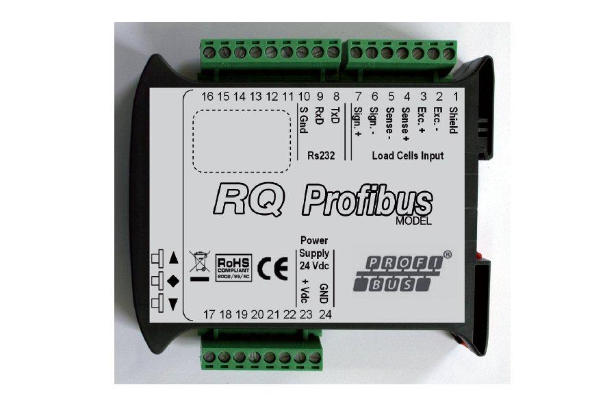 Connections  Indicator RQ Profibus